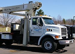 boom truck rental new hampshire